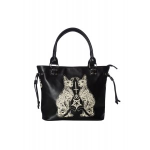 Banned Esoteric Cat Bag
