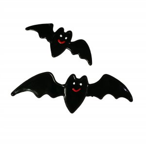 Set of 2 Bat Window Sticker