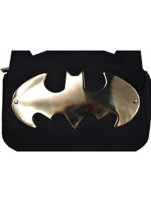 Batman Gotham Gold Clutch Bag