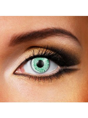 Eye Fusion 90 Day Green One Tone Eye Accessories