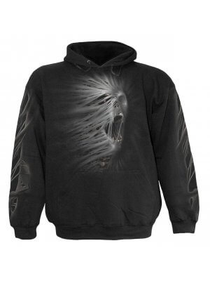 Spiral Cast Out Pullover Hoodie