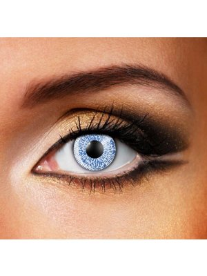 Eye Fusion 90 Day Blue One Tone Eye Accessories