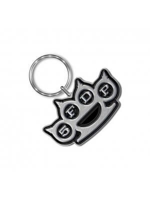Five Finger Death Punch Metal Keyring