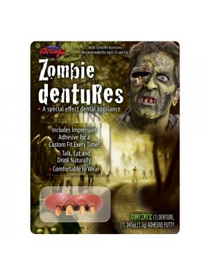Zombie Dentures/Teeth
