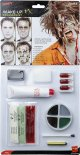 Smiffy's Make Up FX Zombie Latex Kit