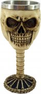 Nemesis Now Skull Collection Skull Goblet