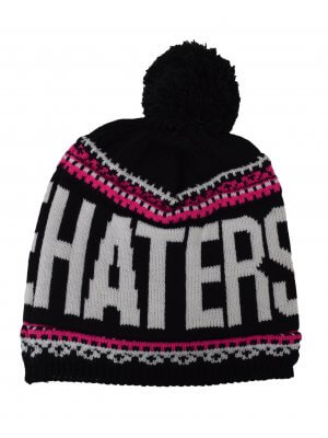Cupcake Cult Haters Bobble Hat