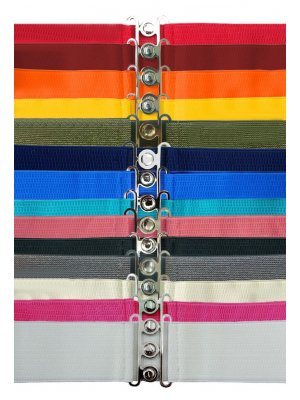 Dancing Days Vintage Stretch Belt