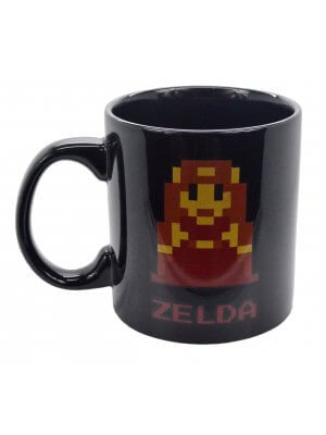 The Legend Of Zelda Link & Zelda Oversized Mug