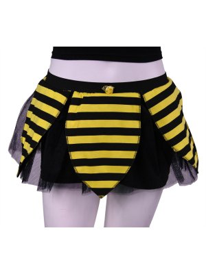 Insanity Bumble Bee Tutu Skirt