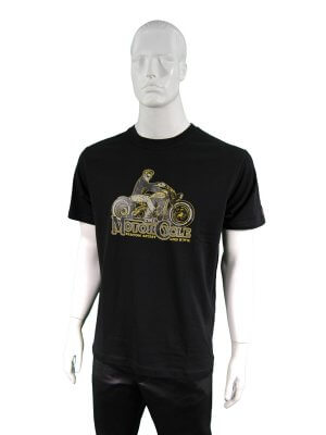 D Vicente Motorcycle Men's T-Shirt
