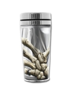 Spiral Death Grip Travel Mug