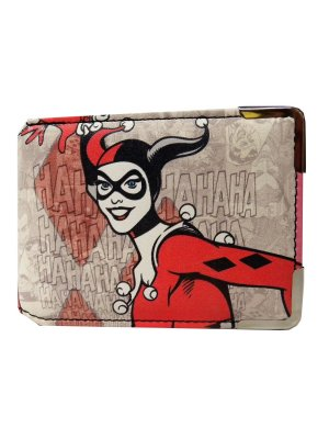 Harley Quinn Comic Card Holder