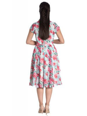 Hell Bunny Suzannah Dress