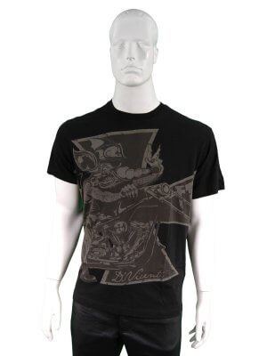 D Vicente Bikers Rat 2 Men's T-Shirt