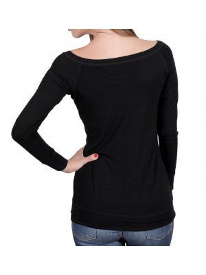 Hyraw Women's Versus Long Sleeve Top
