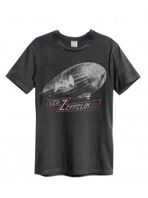 Amplified Led Zeppelin Dazed & Confused Crew Neck T-Shirt