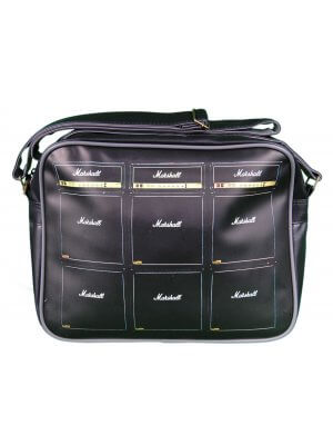 Marshall Printed Shoulder Bag
