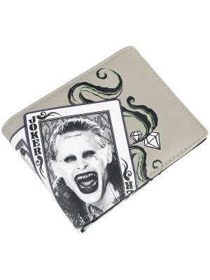 Suicide Squad Playing Card Wallet