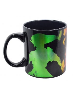 The Legend Of Zelda Power Wisdom and Courage Oversized Mug