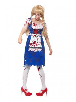 Smiffy's Zombie Bavarian Costume
