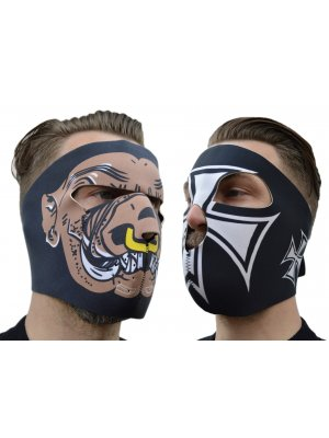 100% Neoprene Full Face Mask