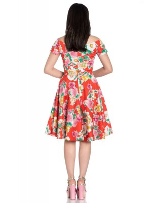 Hell Bunny Marguerita 50s Dress