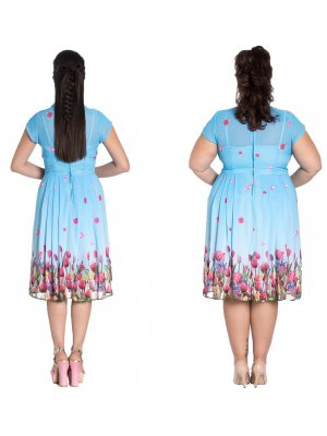 Hell Bunny Bethany Dress