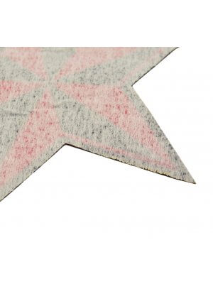 Nautical Star Woven Patch
