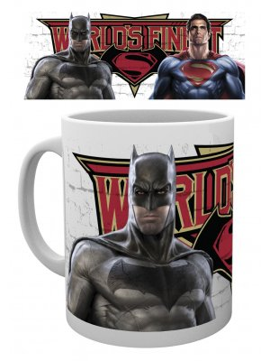Batman Vs Superman World's Fine Mug