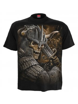 Spiral Viking Warrior T-Shirt