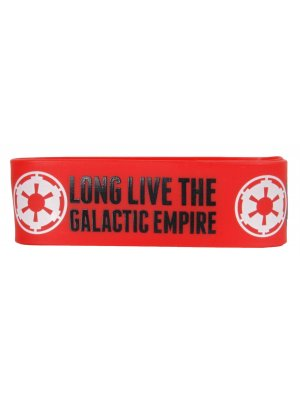Star Wars Red Rebels (Long Live) Junior Sized Rubber Wristband