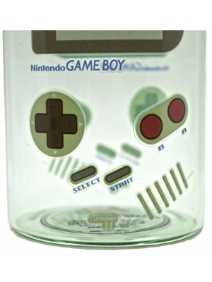 Nintendo Game Boy Glass Beaker
