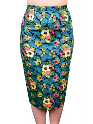 Dancing Days Daytrip Pencil Skirt