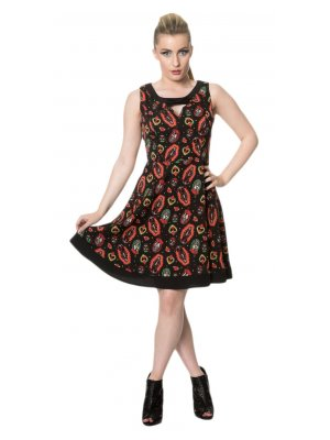 Banned Sacred Heart Bow Dress