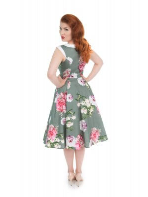 H&R Floral Hepburn Dress