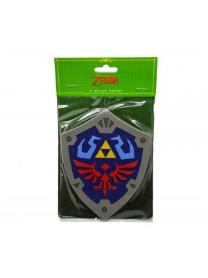 The Legend Of Zelda Hylian Shield Magnet