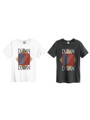 Amplified Duran Duran Ragged Tiger Crew Neck T-Shirt