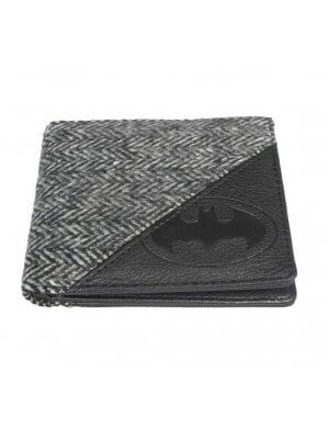 Batman Herringbone Wallet