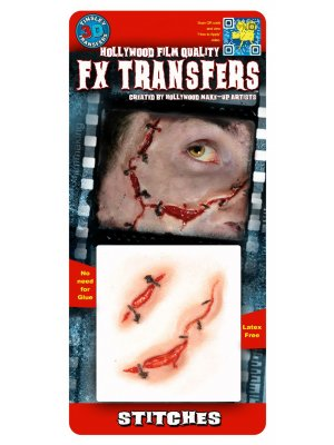 Tinsley Transfers Stitches FX Transfer