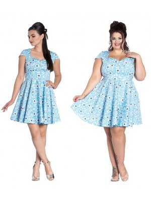 Hell Bunny Daphne Mini Dress