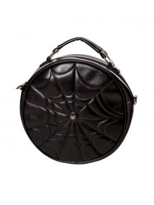Banned Malice Round Bag