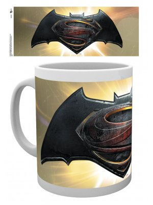 Batman Vs Superman Logo Alt Mug